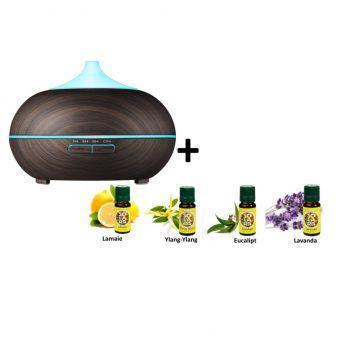 Kit Aromaterapie Abanos