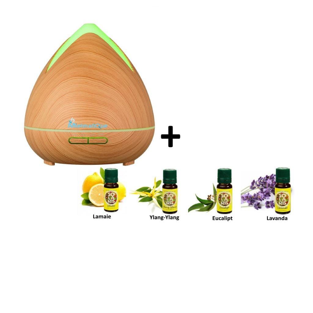 Kit Aromaterapie Volcano LW