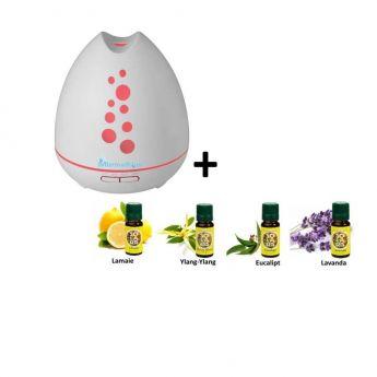 Kit Aromaterapie Oxigen White